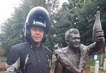 Robert DUNLOP ? Un motard hors du commun !