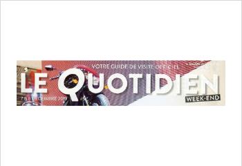Le Quotidien du Salon Moto de Paris