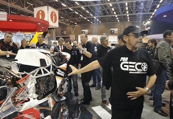 La GECO, moto novatrice à la française