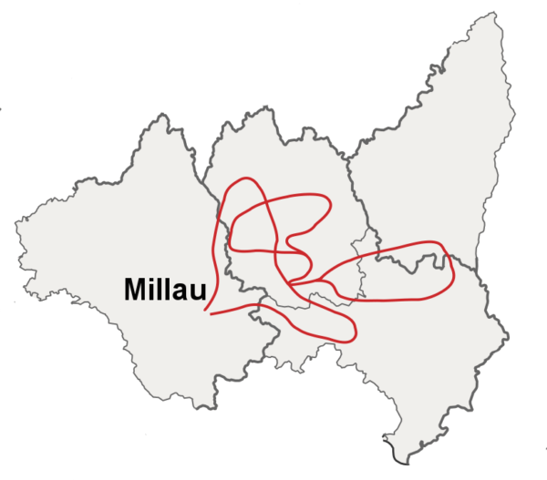 Gorges du Tarn, Causses et Cevennes à moto