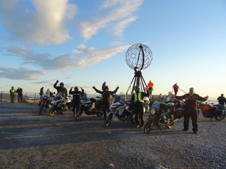 Norvège à moto, îles Lofoten et Cap Nord