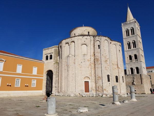 voyage moto à Zadar