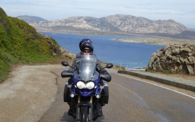 Découverte de la Sardaigne à moto