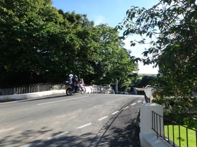 Ballaugh Bridge voyage île de man