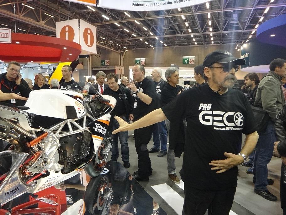 La moto française GECO