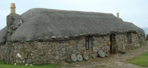 Musée de plein air île de Skye