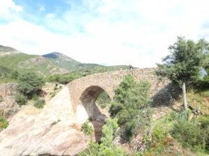 Pont Genois en Corse