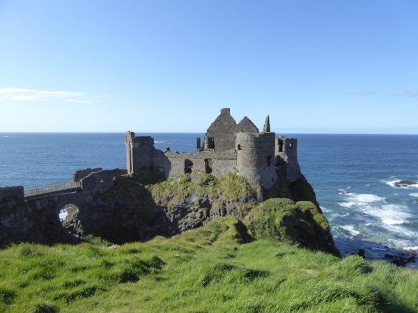 chateau de Dunguaire en Irlande