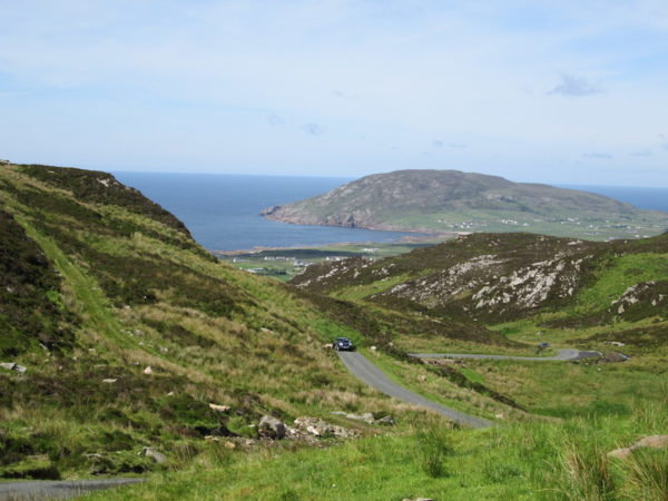 Paysages d'Irlande du nord