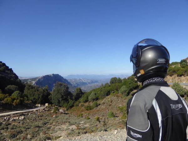 Grand tour de sardaigne à moto