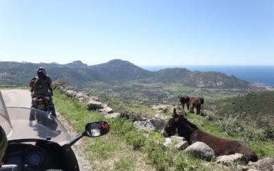 Cap Corse et Haute Corse à moto