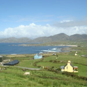 maisons en irlande a beara