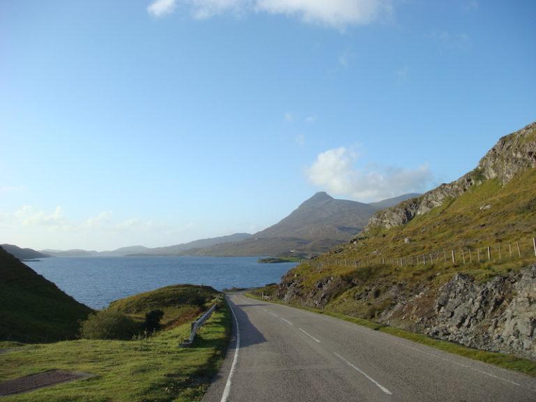 Grand tour de l'Écosse
