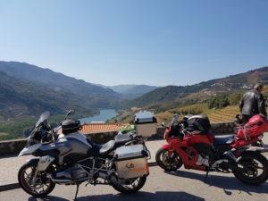 Découverte du Portugal à moto