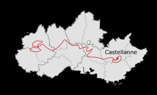Balade moto - gorges, Causses et Cevennes