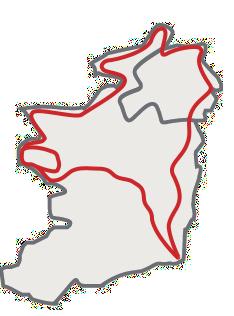 Circuit moto Irlande du nord