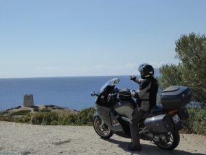 Escapade moto Corse et Sardaigne