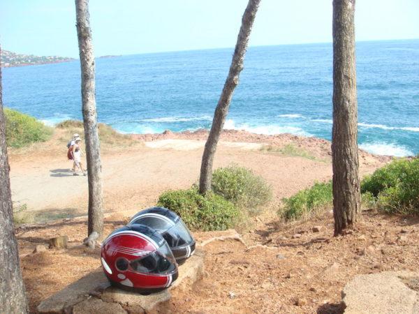 Voyage moto en sud Provence