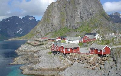 Cap Nord via les îles Lofoten