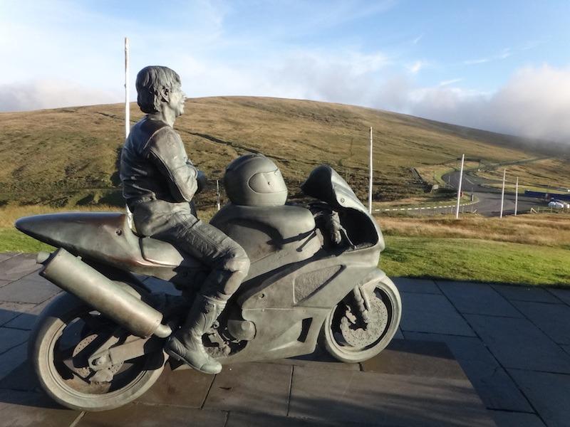 Statue de Joe Dunlop
