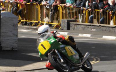 Manx GP et TT classic 2022