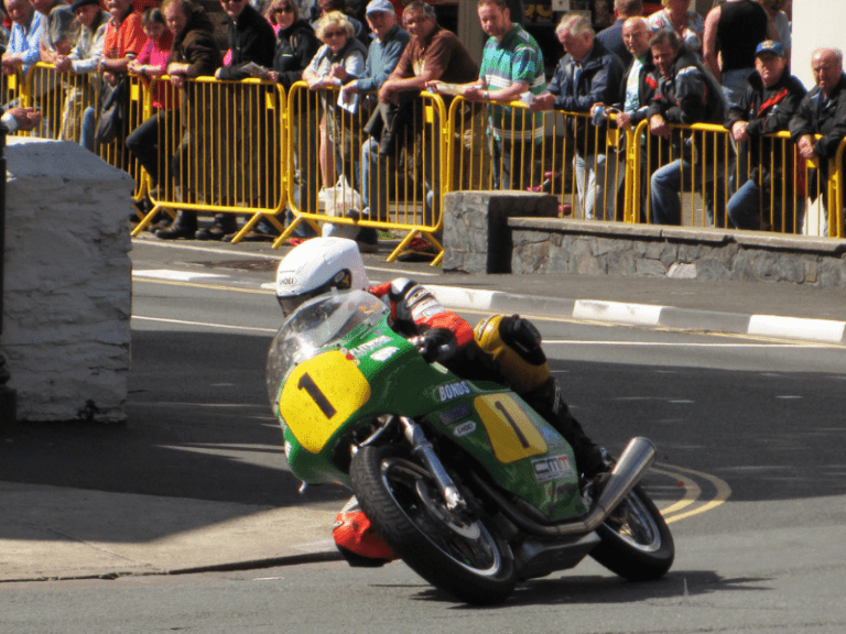 Le Manx Grand prix moto 2020