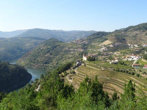 Vallée du Douro à moto
