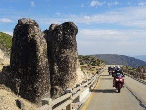 Escapade moto au Portugal