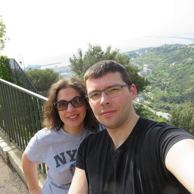 Céline et Antoine témoignent sur leur voyage moto en corse organisé par Itinéraires évasion