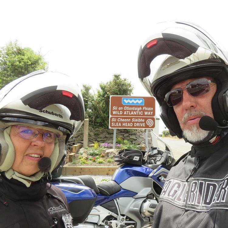 témoignage de motards partis en voyage moto avec Itinéraires évasion