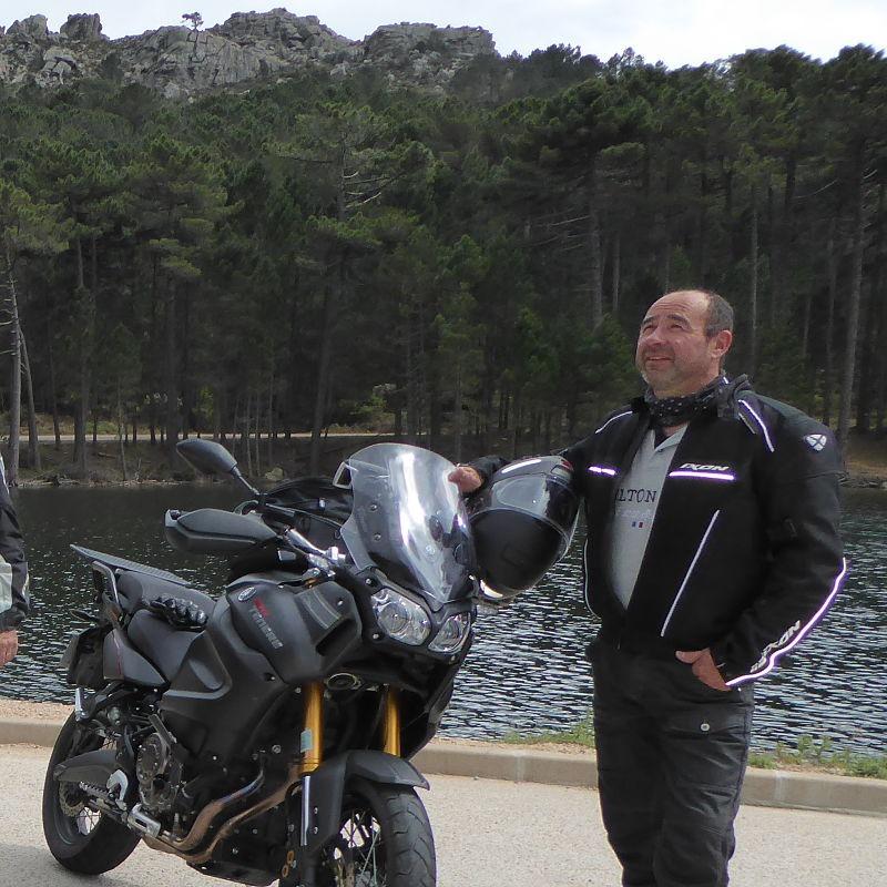 Témoignage d'un voyage moto en Corse