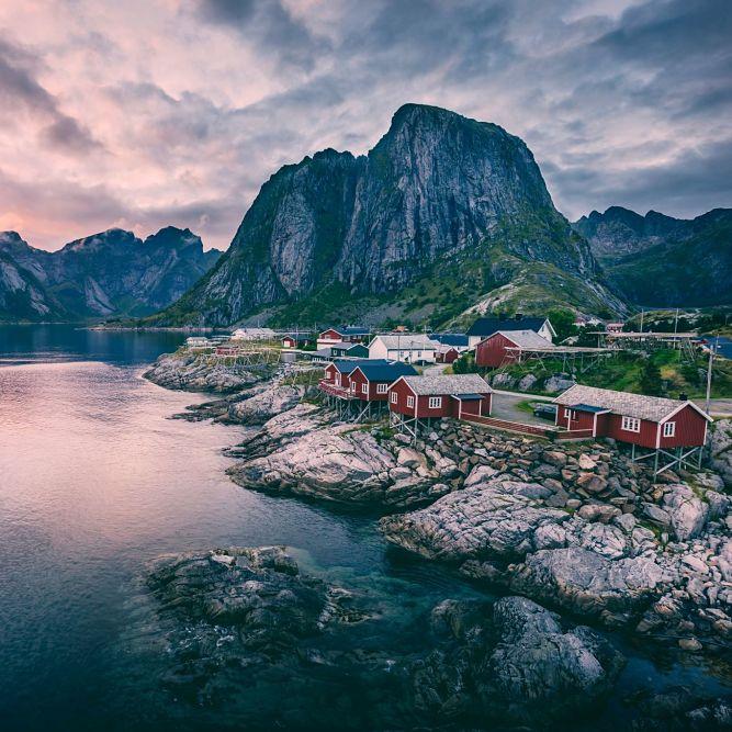 photo d'illustration pour le témoignage client de Frédéric en Norvège