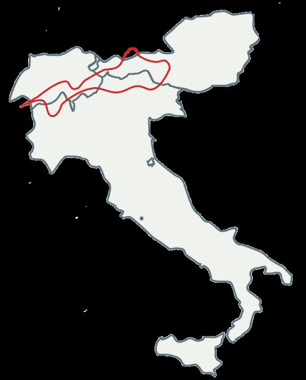 Grand tour des Alpes à moto