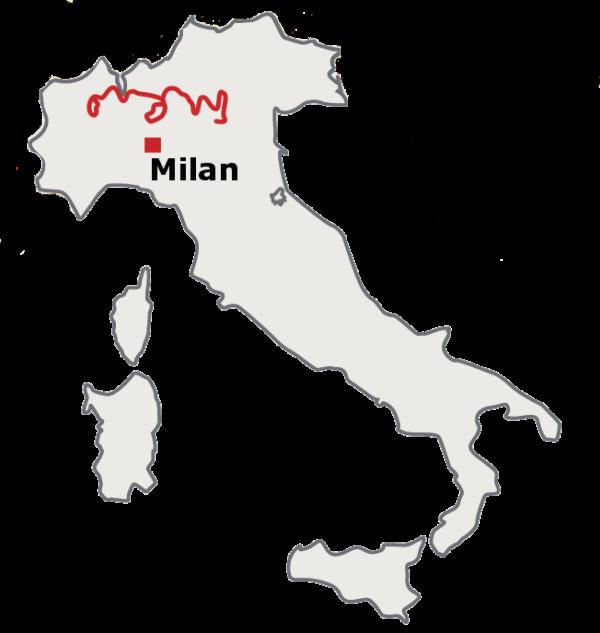 Grands lacs Italiens à moto