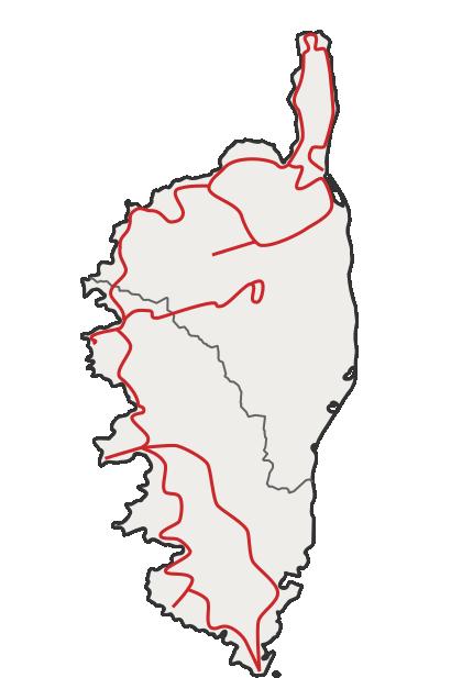 Circuit découverte de la Corse