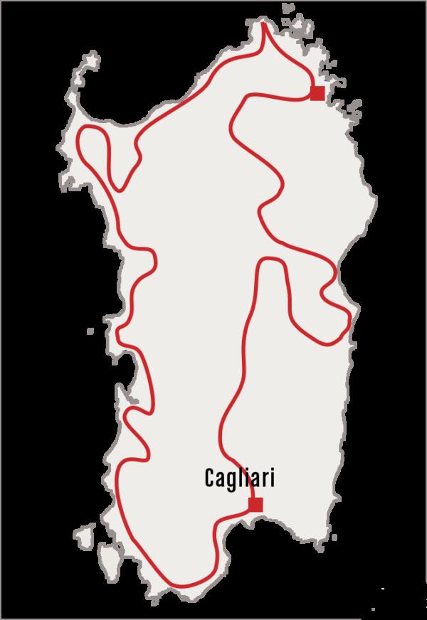 Circuit découverte de la Sardaigne