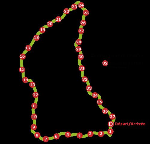 Circuit Manx GP Ile de Man