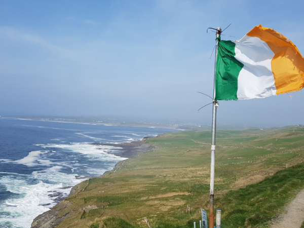 Drapeau Irlandais
