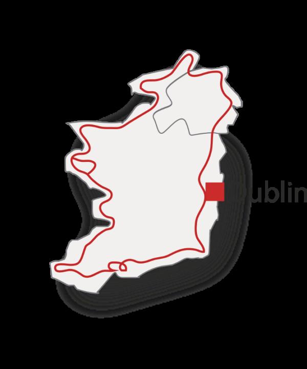 Circuit grand tour d'Irlande
