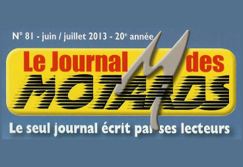 Le Journal des Motards n°81