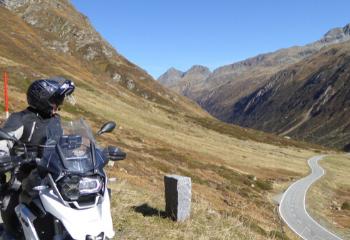 Col de la Silvretta