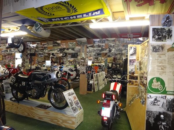 interieur du musee moto murrays motorcycle museum