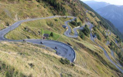 Escapade moto dans les Pyrénées