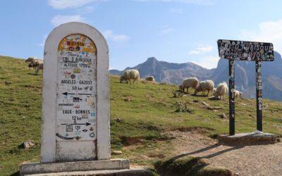 Pyrénées à moto, la découverte